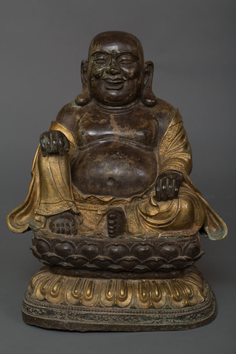 Chinese Bronze FuXing