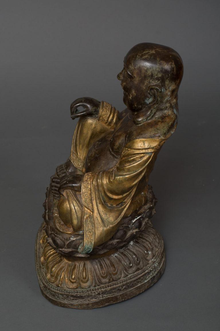Chinese Bronze FuXing