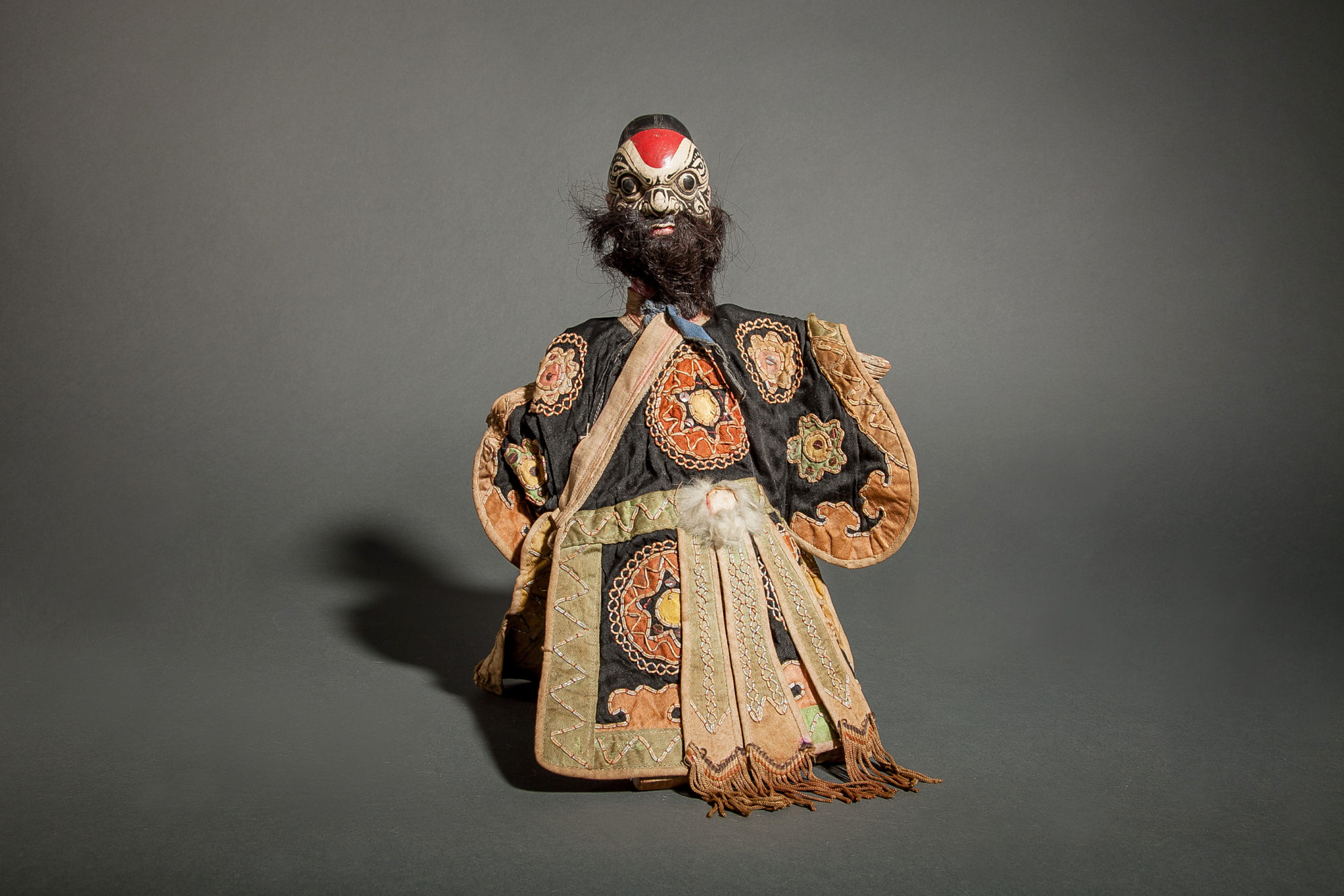 Chinese Hand Puppet
