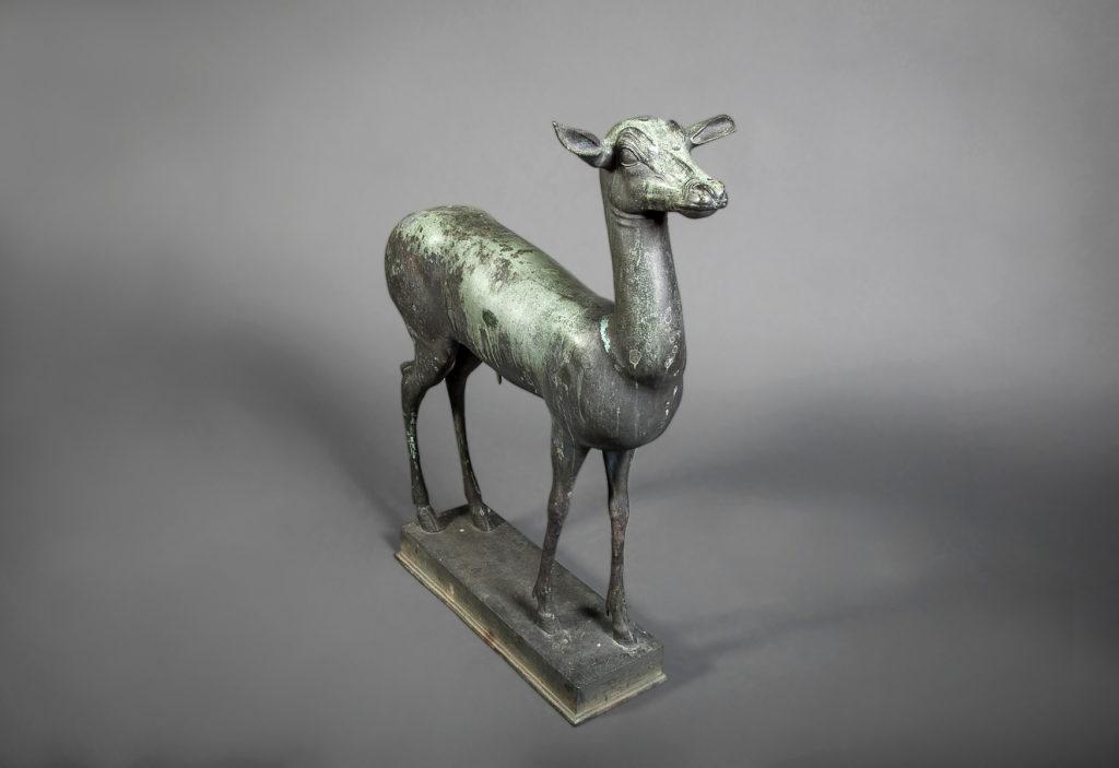 Italian Pompeian Deer