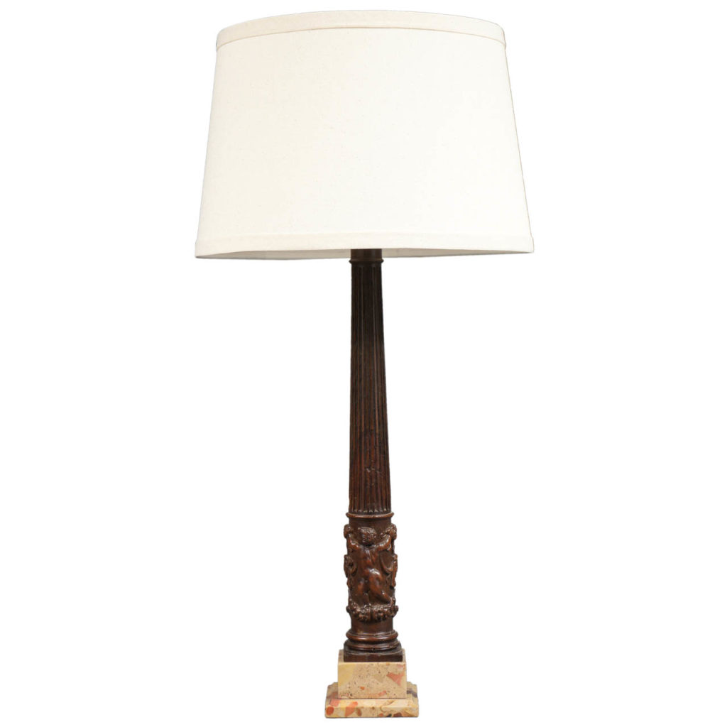 Single Italian Table Lamp