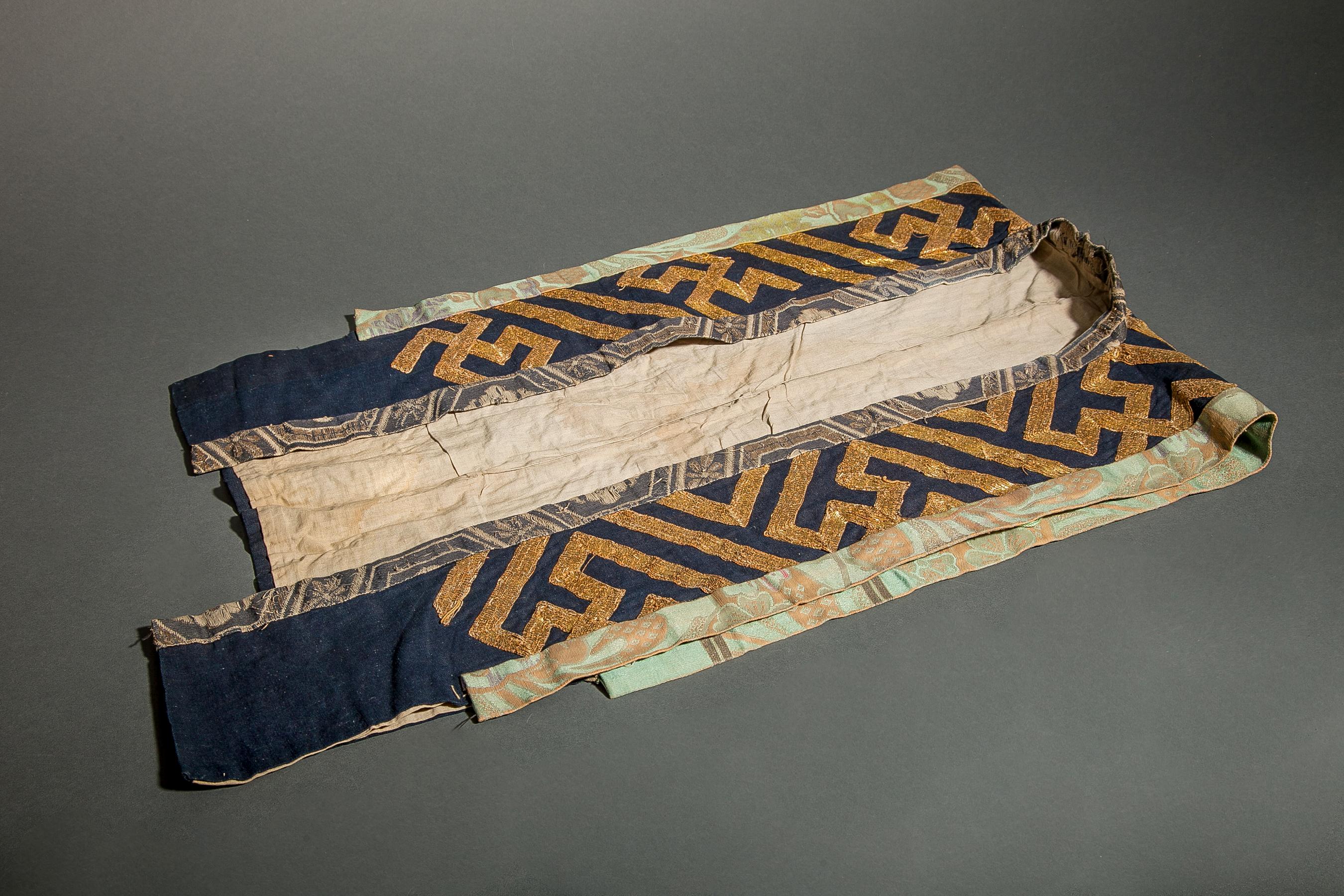 Japanese 19th Century Samurai Ceremonial Vest