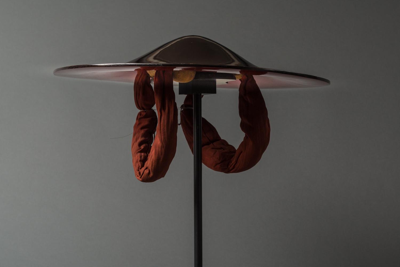 Japanese Antique Ceremonial Samurai Hat