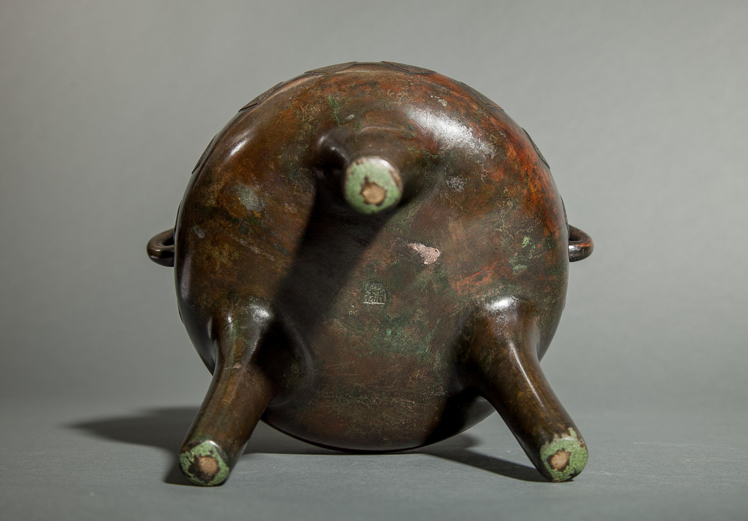 Japanese Bronze Censer