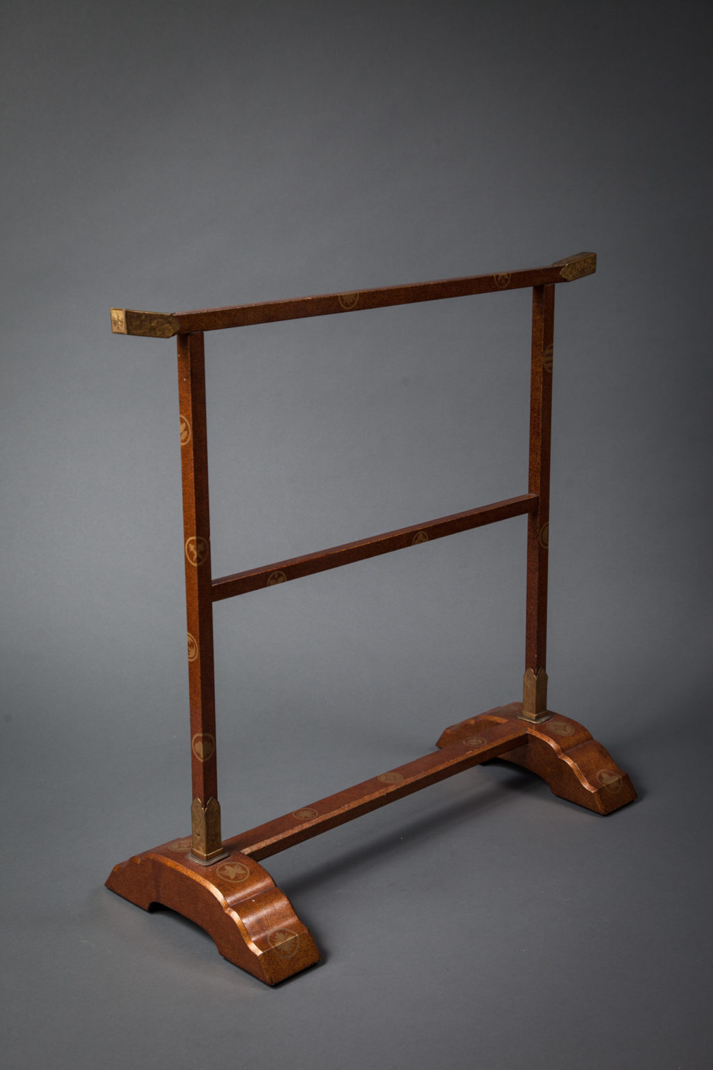 Japanese Delicate and Rare Hand Towel Rack