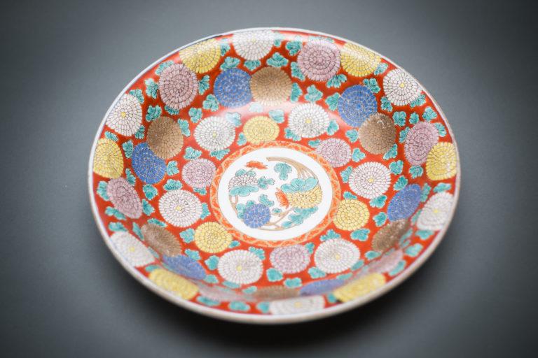 Japanese Imari Bowl