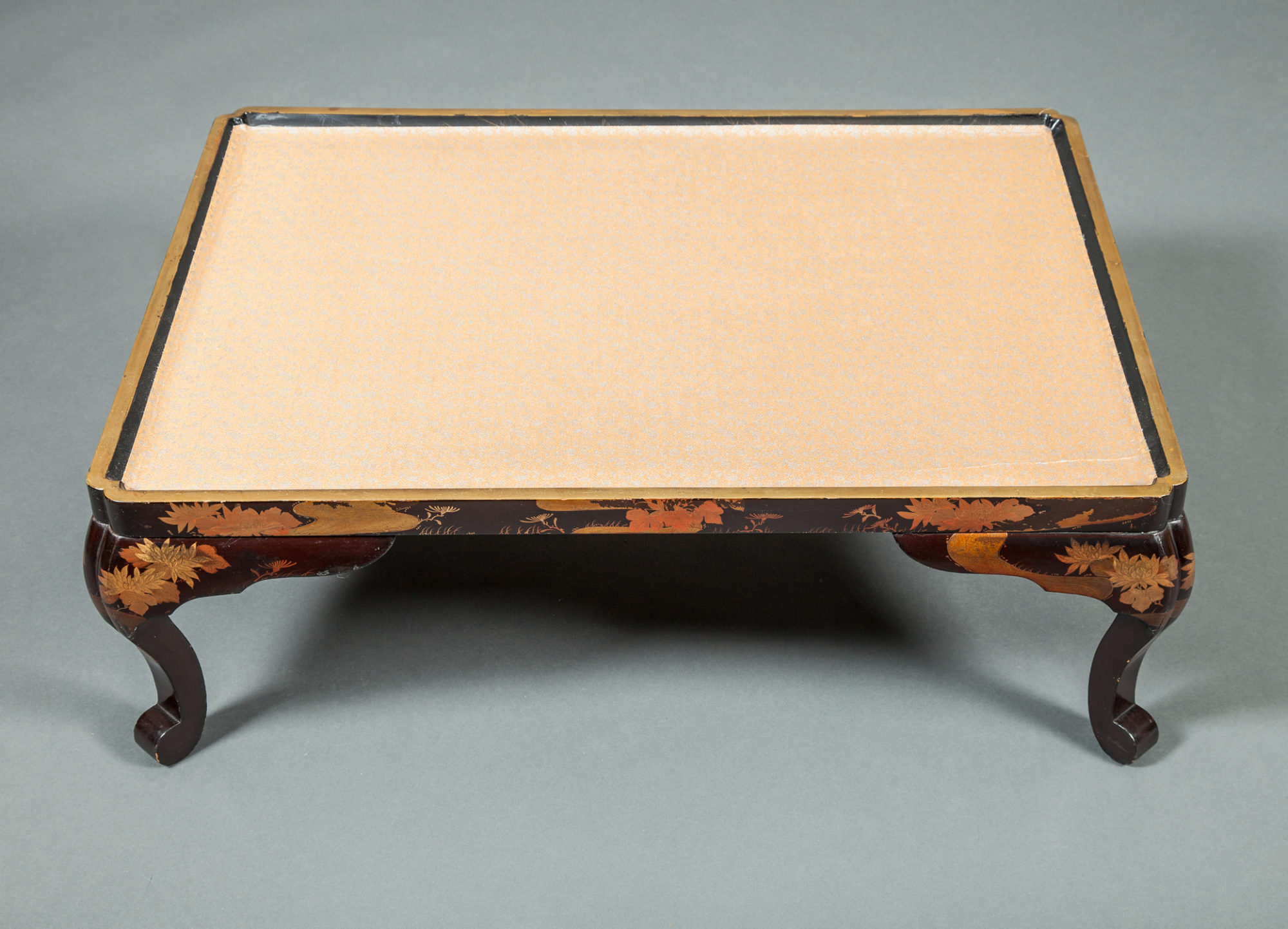 Japanese Lacquer 19th Century Table