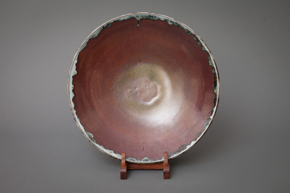 Japanese Large Ceramic Bowl