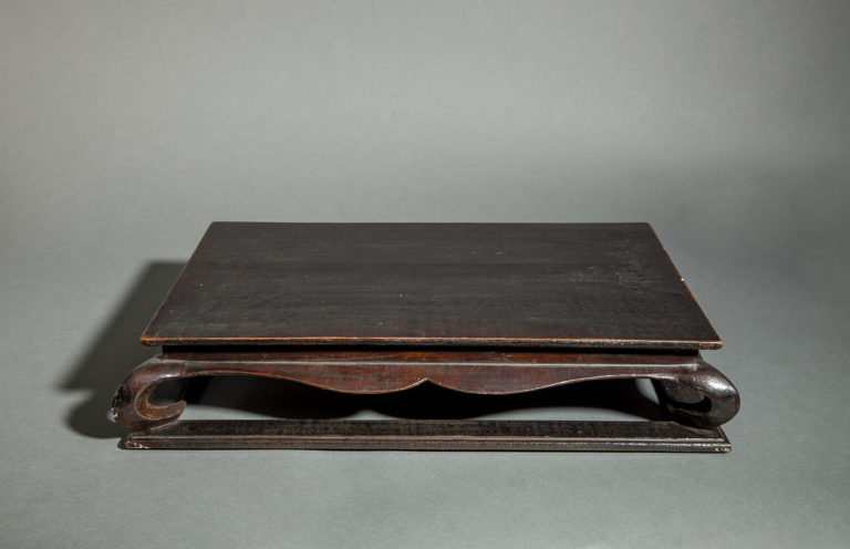 Japanese Late 17th/Early 18th Century Stand