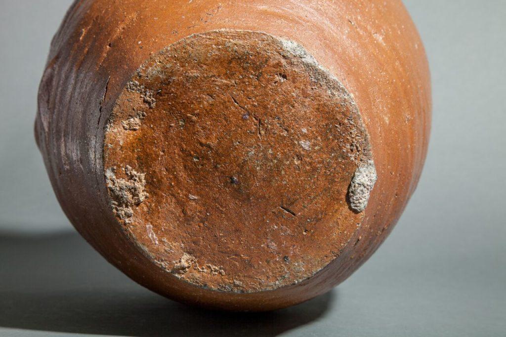 Japanese Muromachi (1336-1573) Tamba Jar