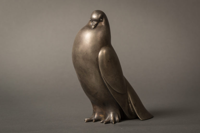 Japanese Pewtered Pigeon