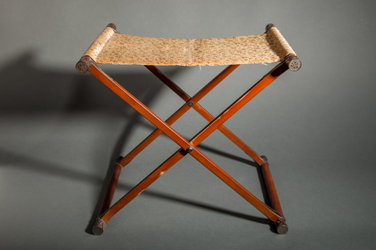 Japanese Samurai Folding Stool