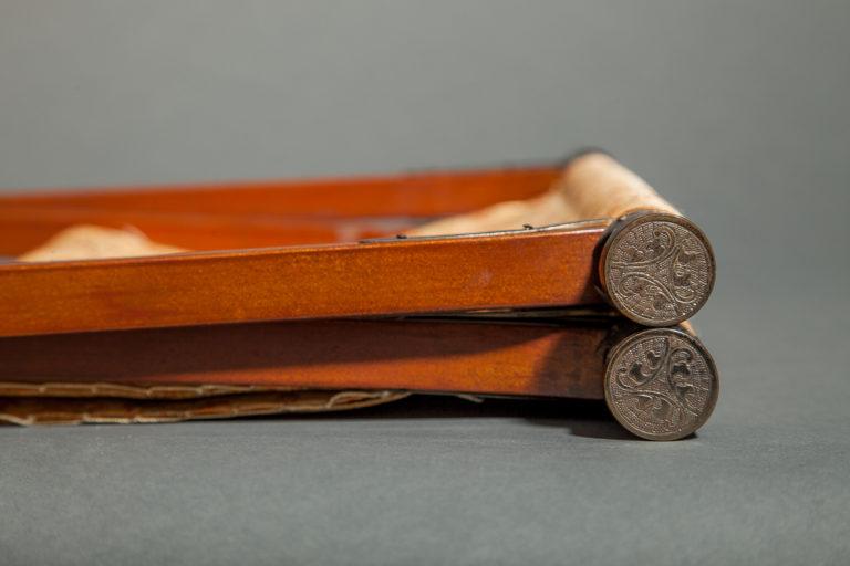 Japanese Samurai Folding Stool