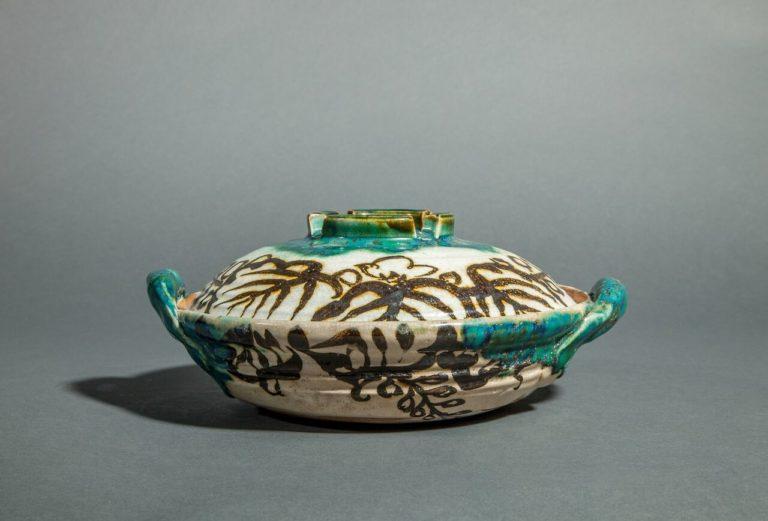 Japanese Stoneware Oribe