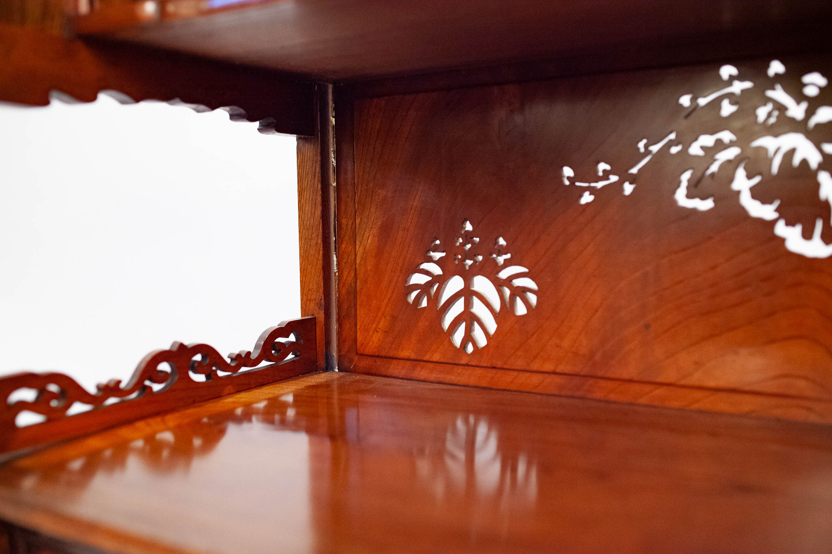 Japanese Tana (Tea Cabinet)