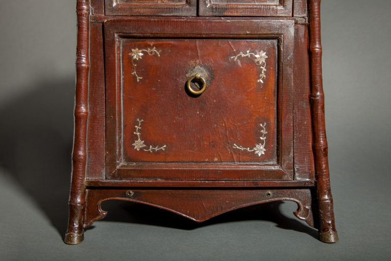 Japanese, Monk's chest