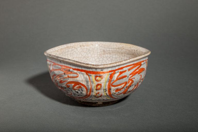 Kenzan Style Bowl