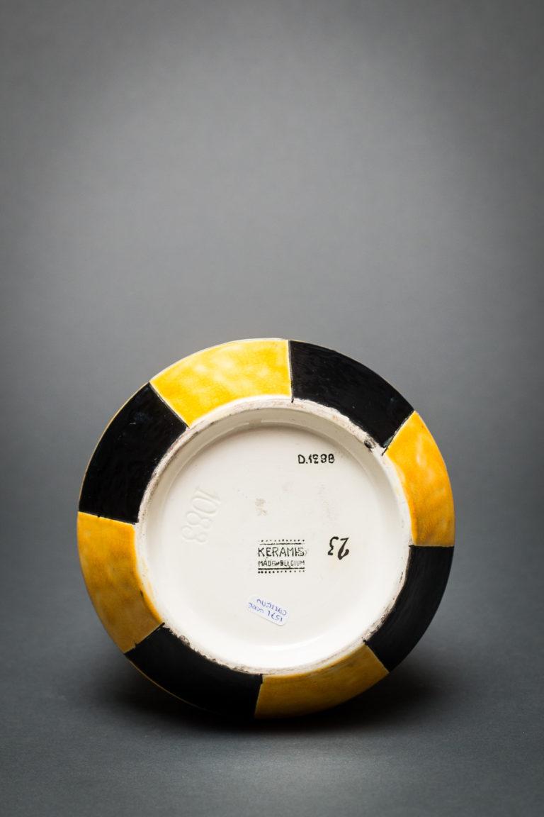 Keramis Abstract Ceramic Vase