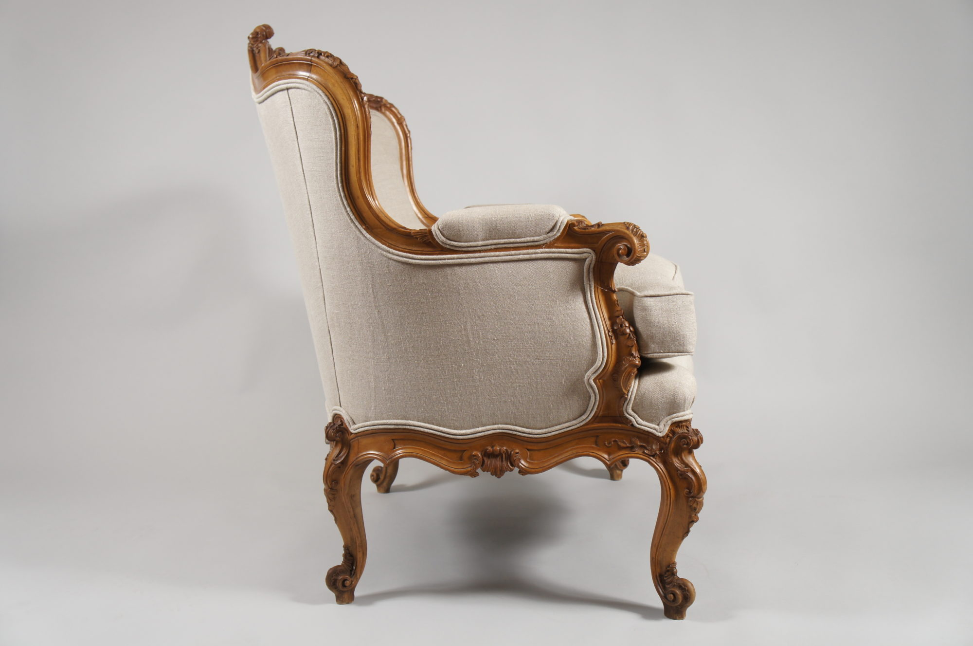 Louis XV Style Arm Chair