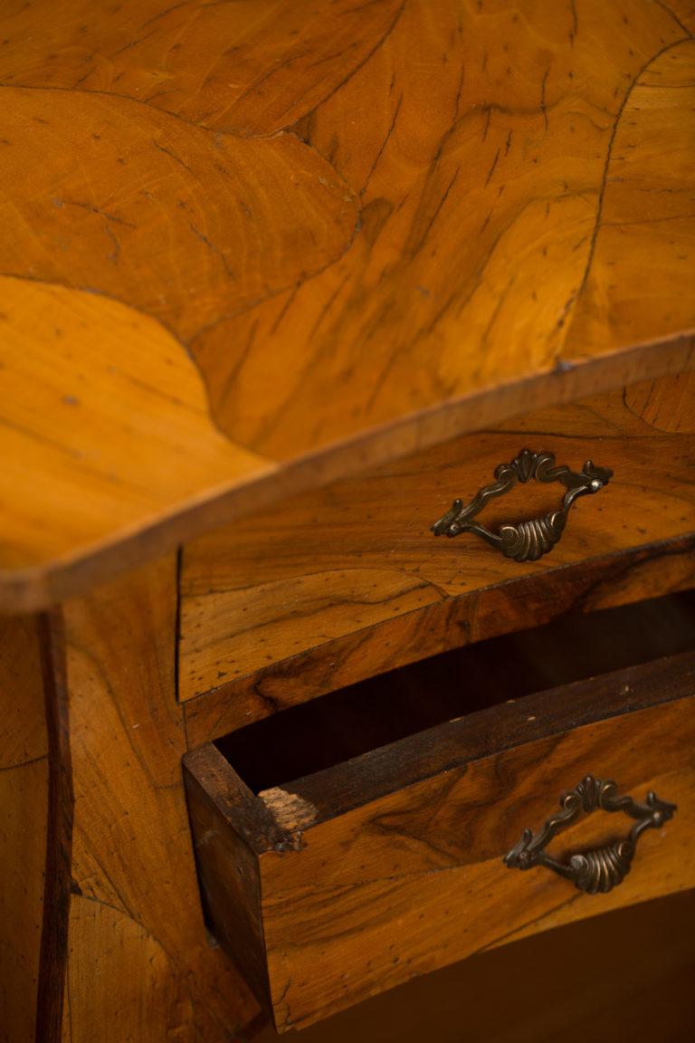 Olivewood Desk