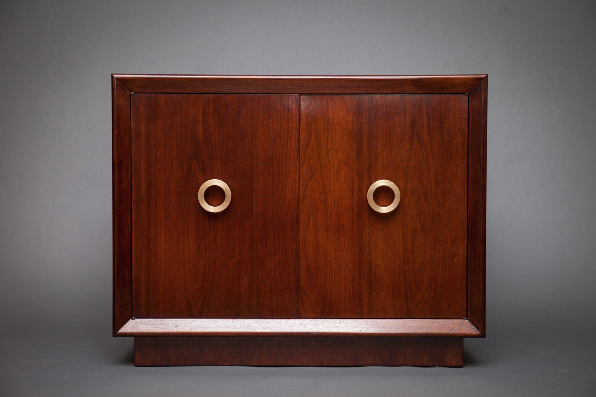 Pair of American Art Modern Cabinets