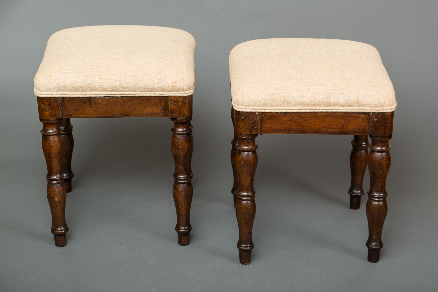 Pair of Italian Stools