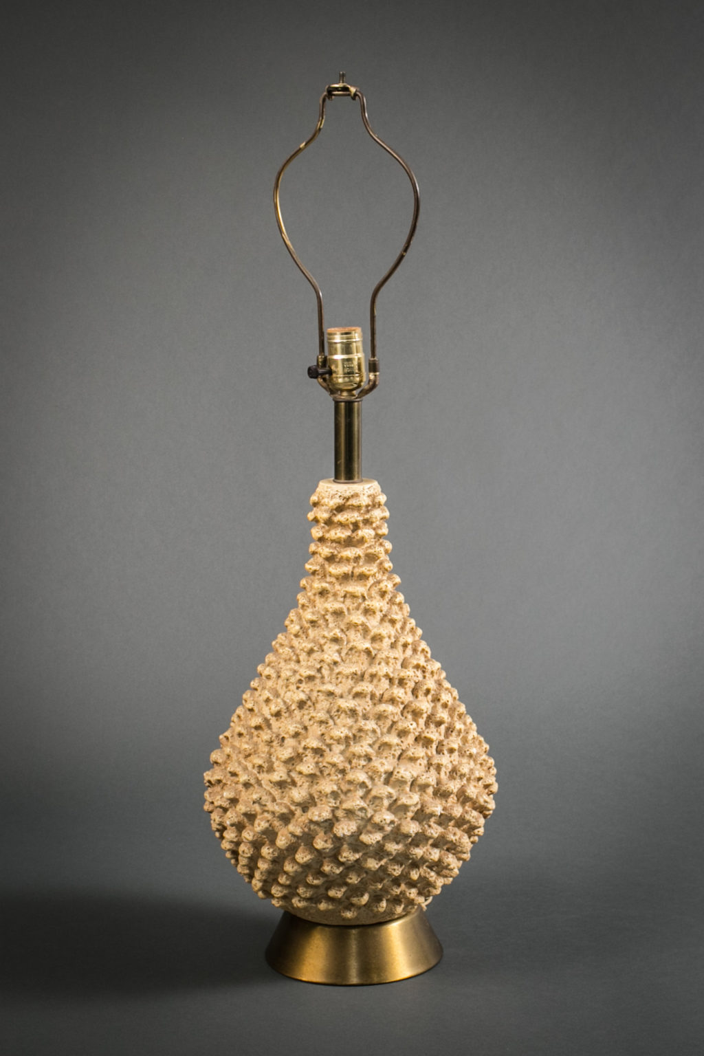 Single American Pineapple Shaped Lamp