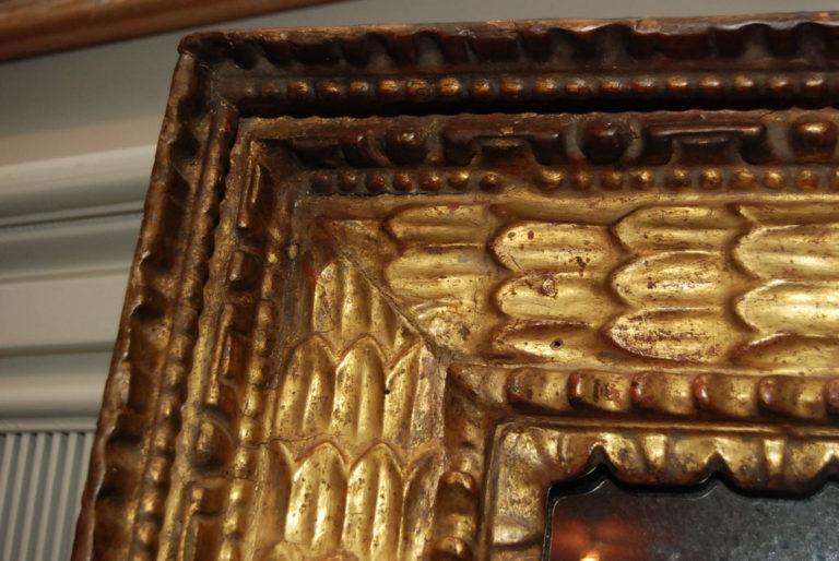 Spanish Gilded Mirror