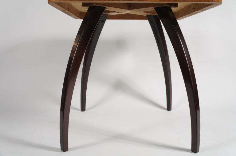 Spider side Table by Jindřich Halabala.