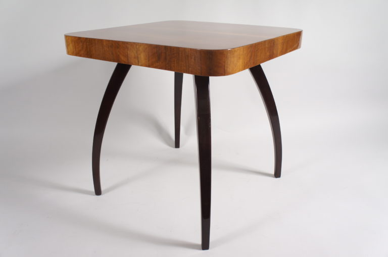 Spider side Table by Jindřich Halabala