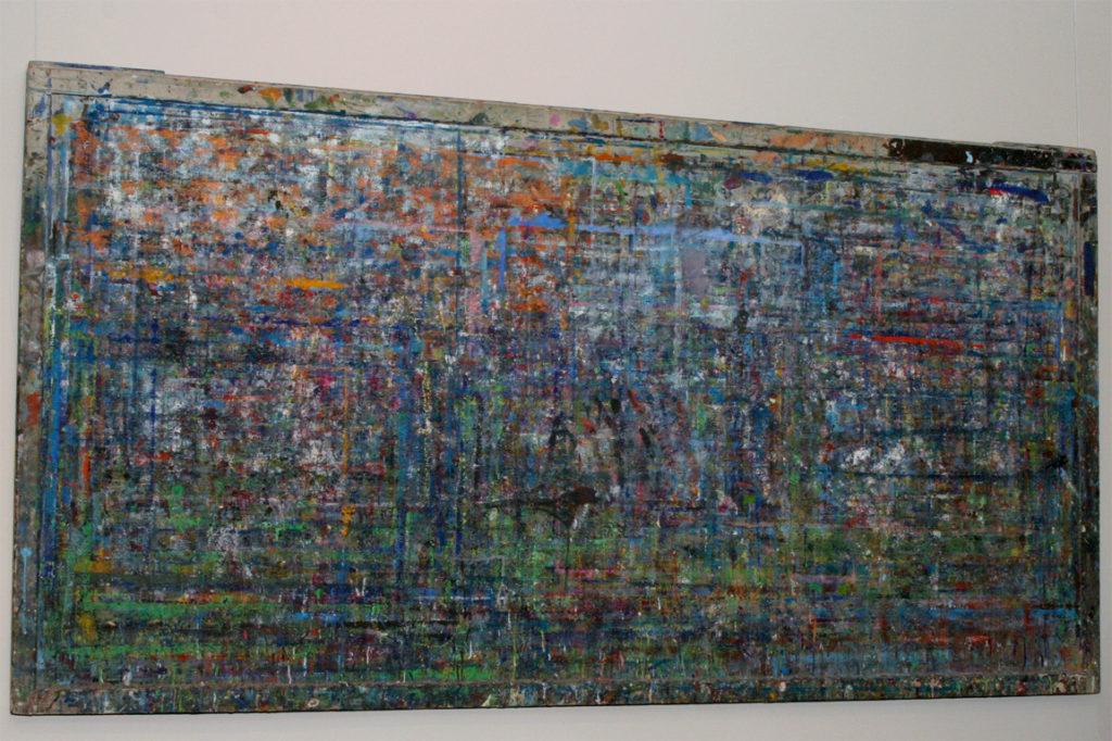 Wonderful Pair Painted Panels