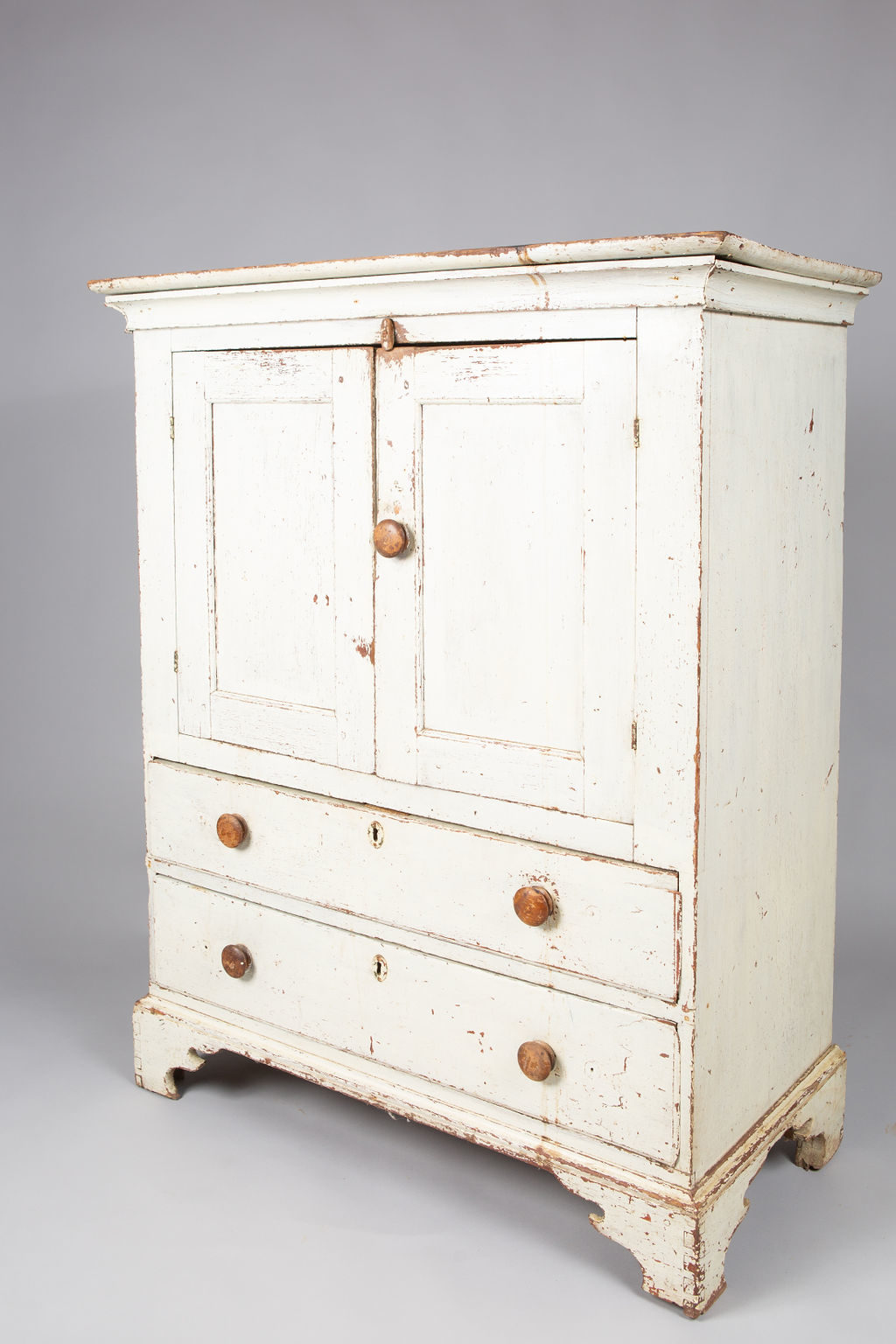 American Painted Chest