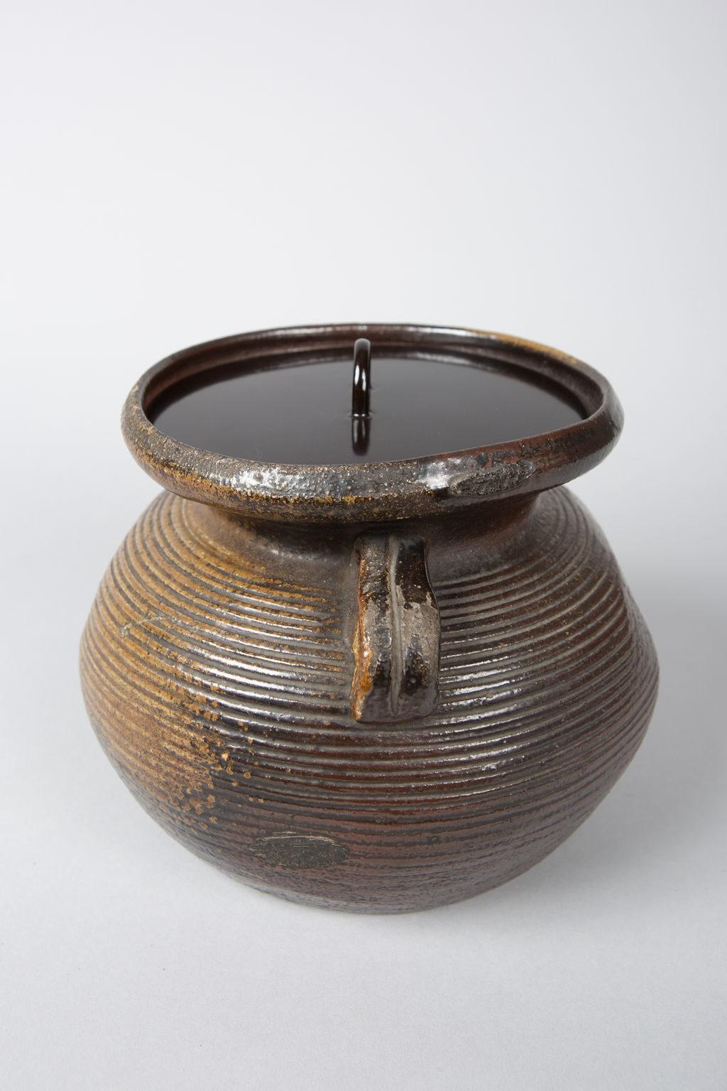 Bizen Mizusashi (Water Container)