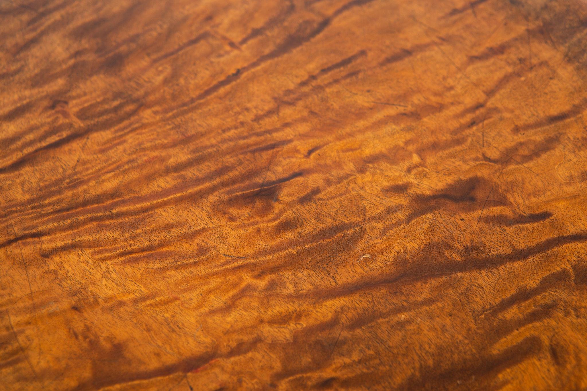 Japanese Antique Wood Tray