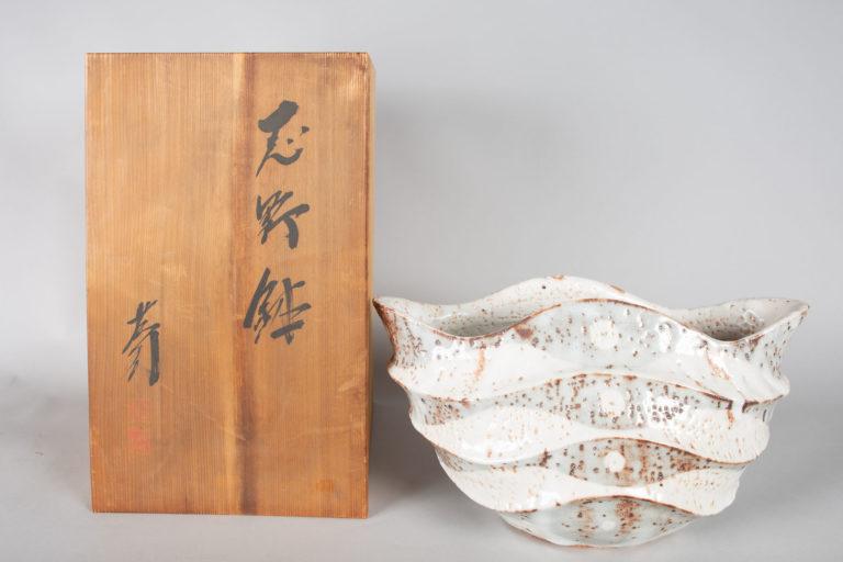 Large Shino-ware Vase