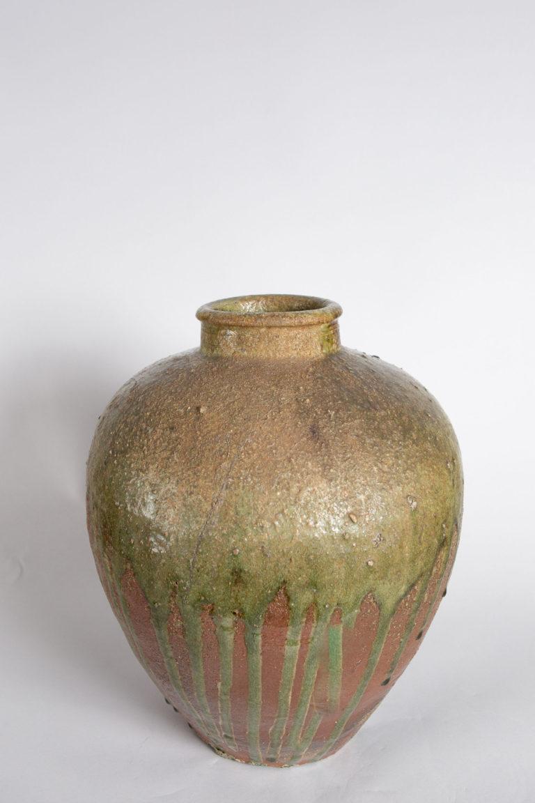 Tamba Storage Jar (Tsubo)