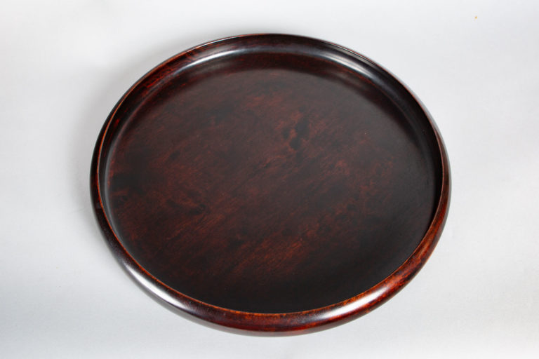 Japanese Antique Wood Tray