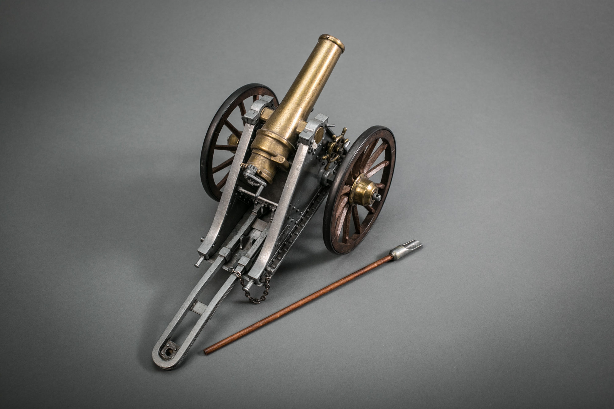 Model of European Cannon