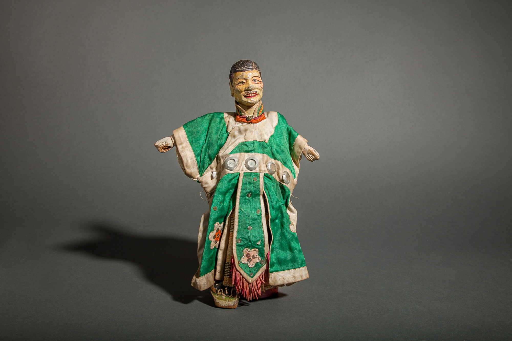 Chinese Hand Puppet.