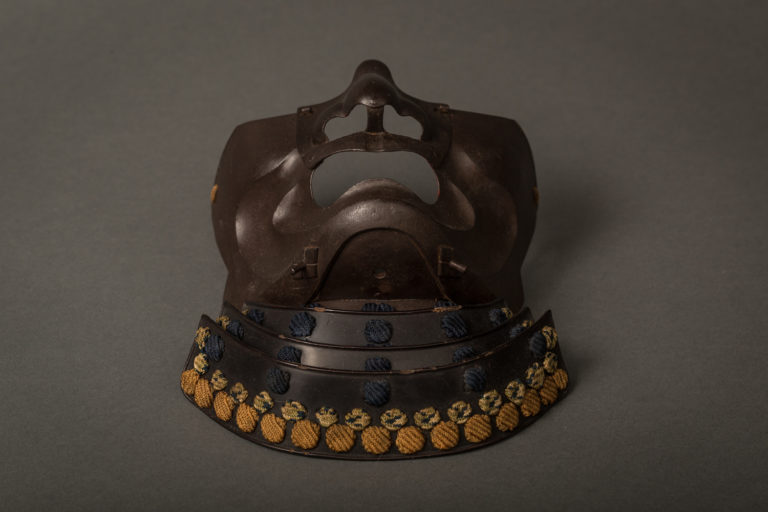Japanese Samurai Iron Battle Mask