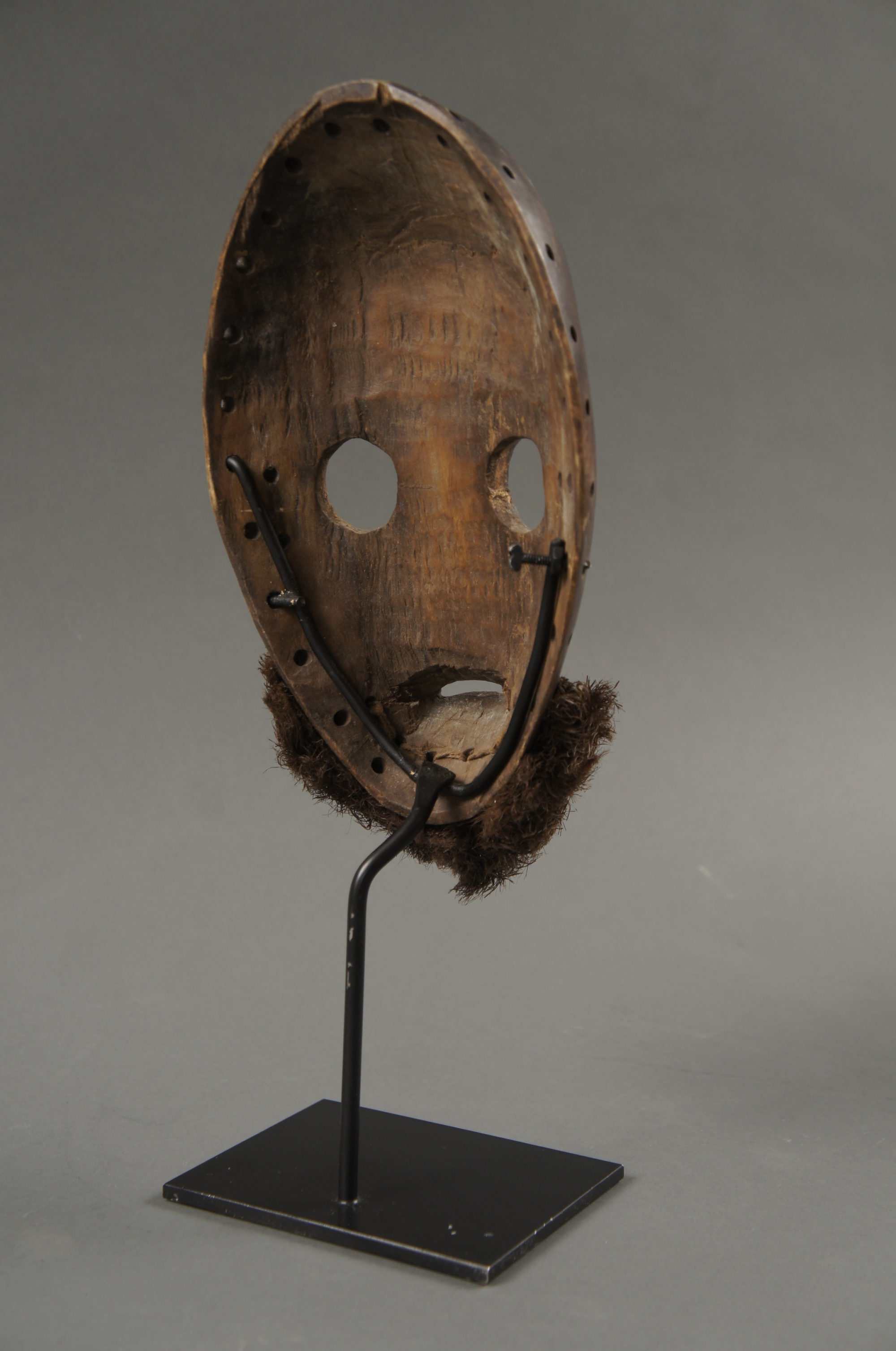 African Dan Mask From the Ivory Coast of Africa