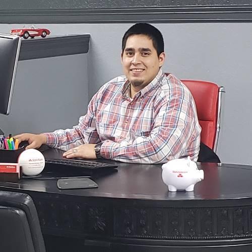 Isaiah Moreno State Farm Agent Team Member