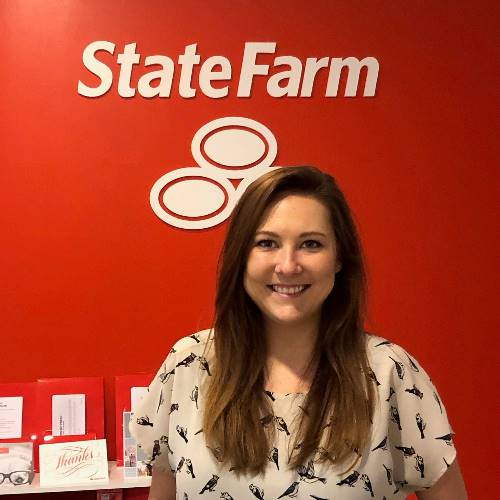 Jessica Weekley State Farm Agent Team Member