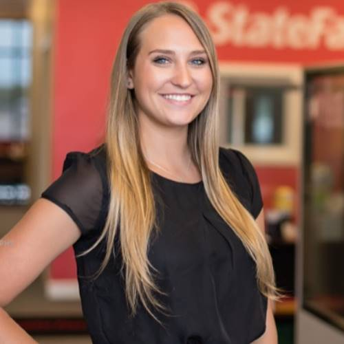 Rachel Johnson State Farm Agent Team Member