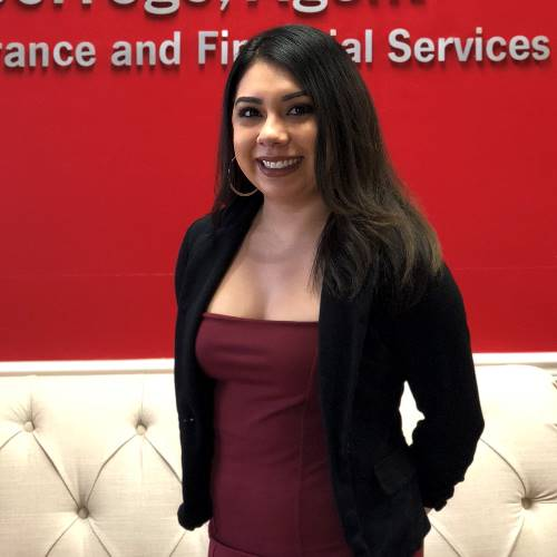 Angelica Morales State Farm Agent Team Member