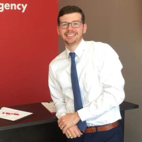 Christopher Stockton State Farm Agent Team Member