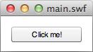 ActionScript 3 gerando botão