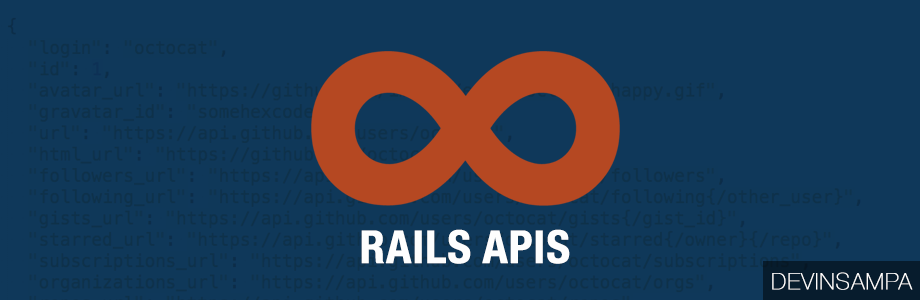 Criando APIs com Ruby on Rails