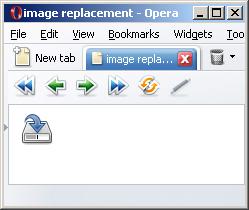 Técnica aplicada no Opera 9