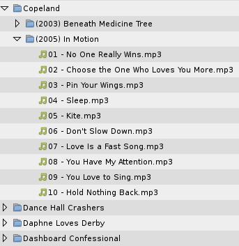 Estrutura: MP3